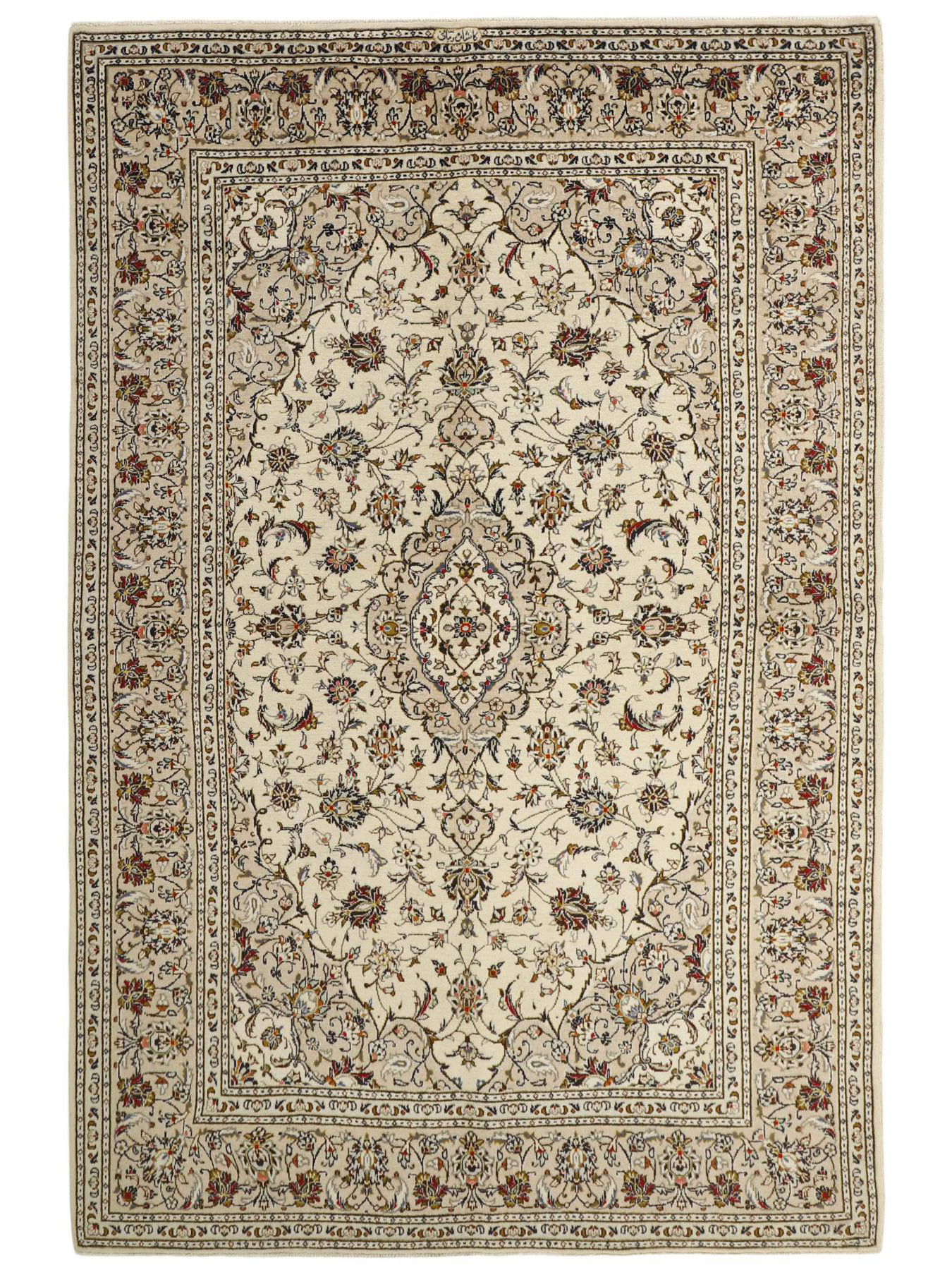 Perzische tapijten - Kashan Fijn