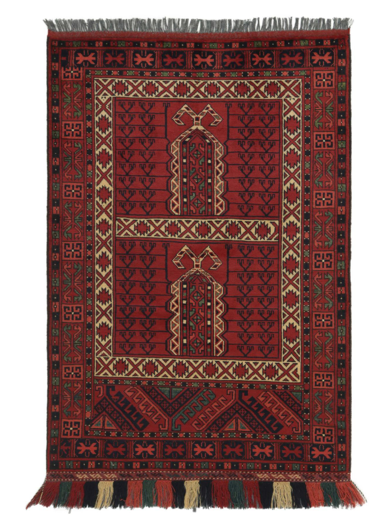 Classic rugs - Old Afghan