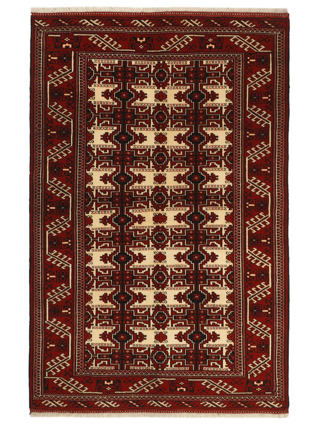 Perzische tapijten - Turkmeen Fijn