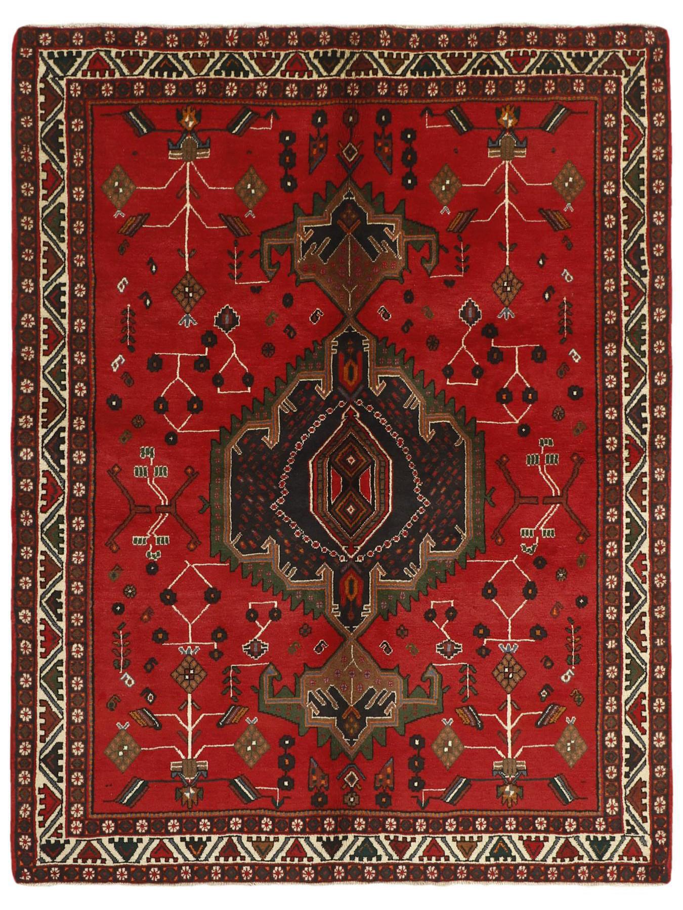 Perzische tapijten - Afshar