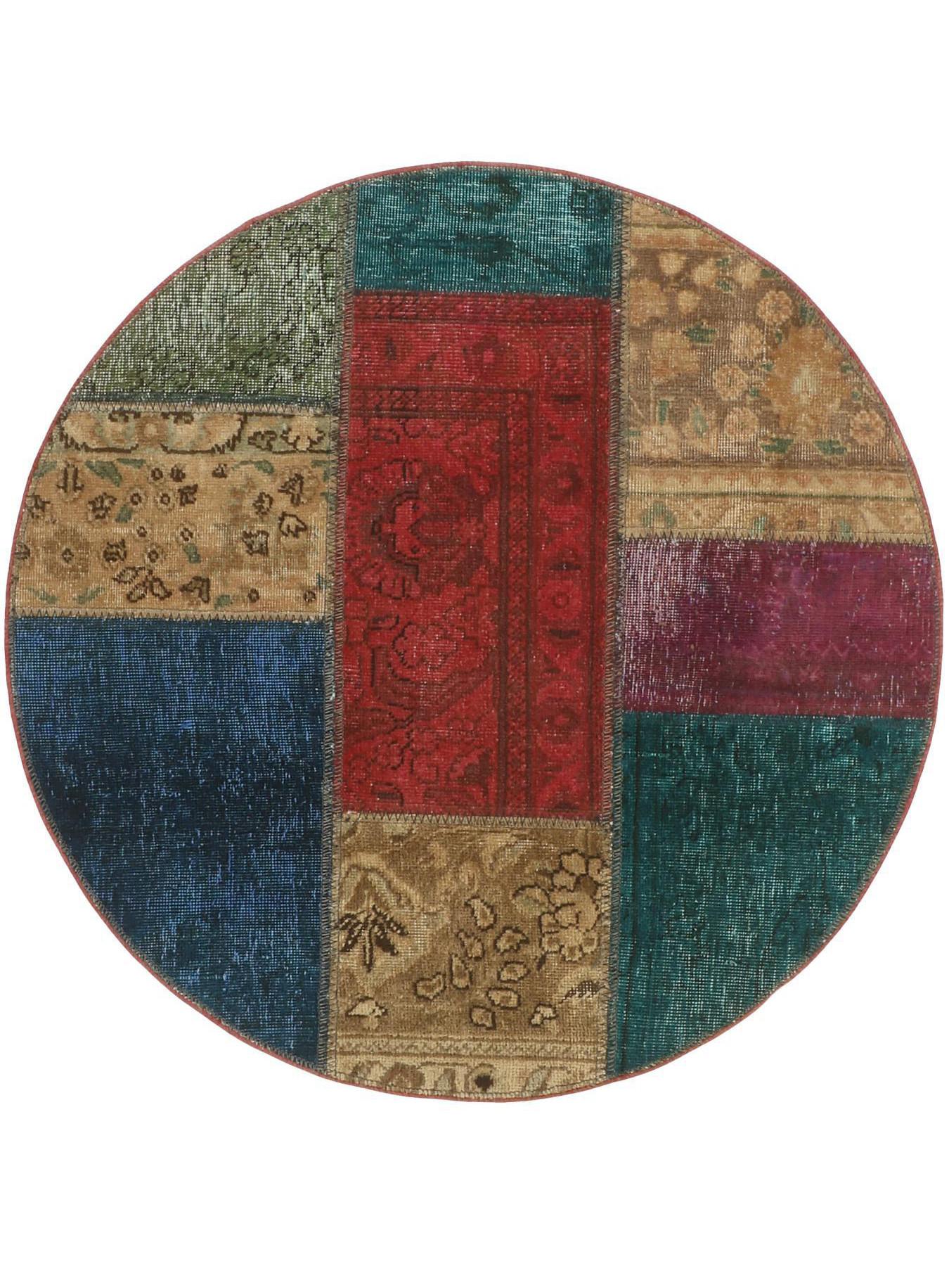 Vintage Patchwork - Vintage Perzisch Patchwork