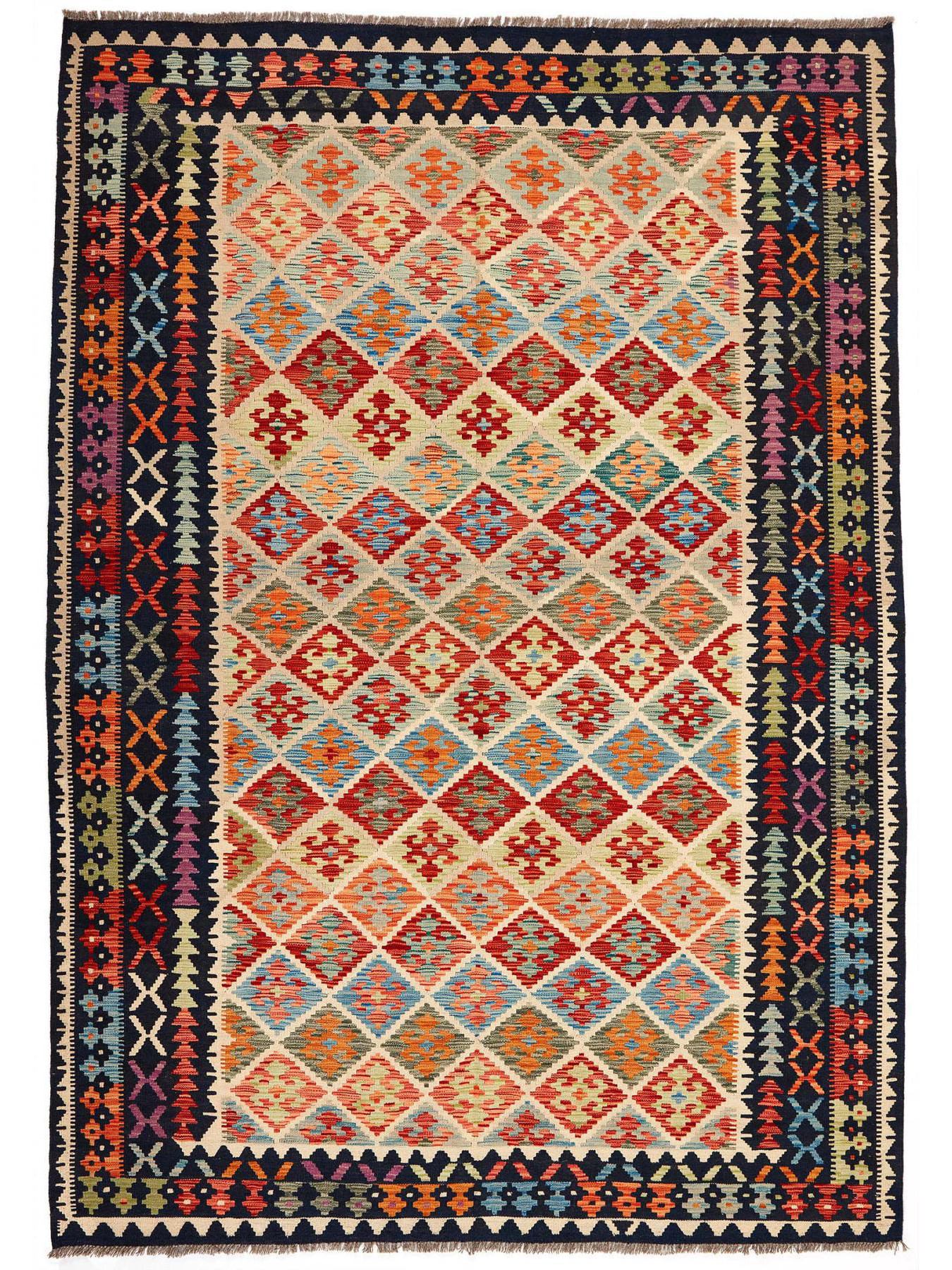 Traditionele kelims - Afghan Kelim