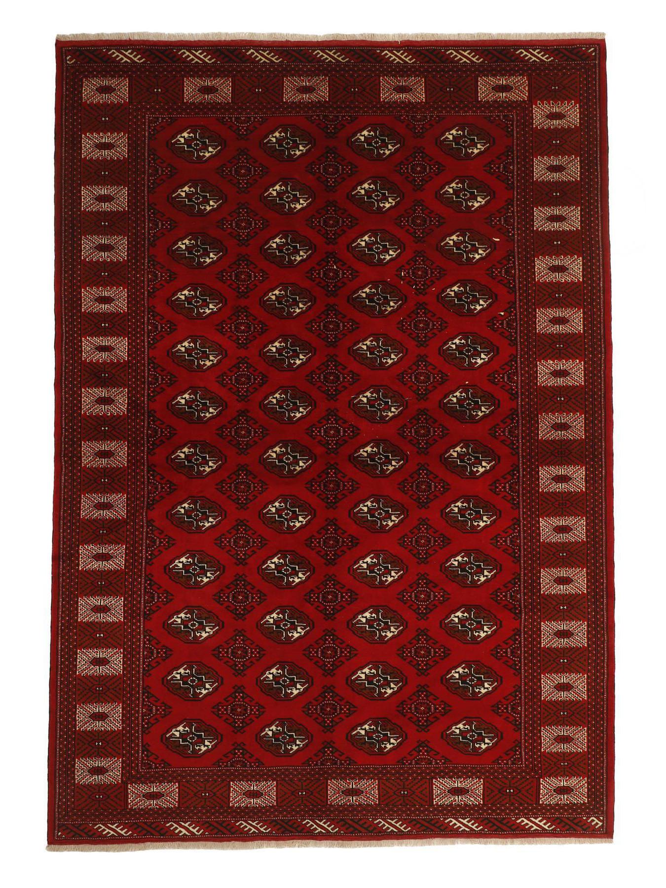 Perzische tapijten - Turkmeen