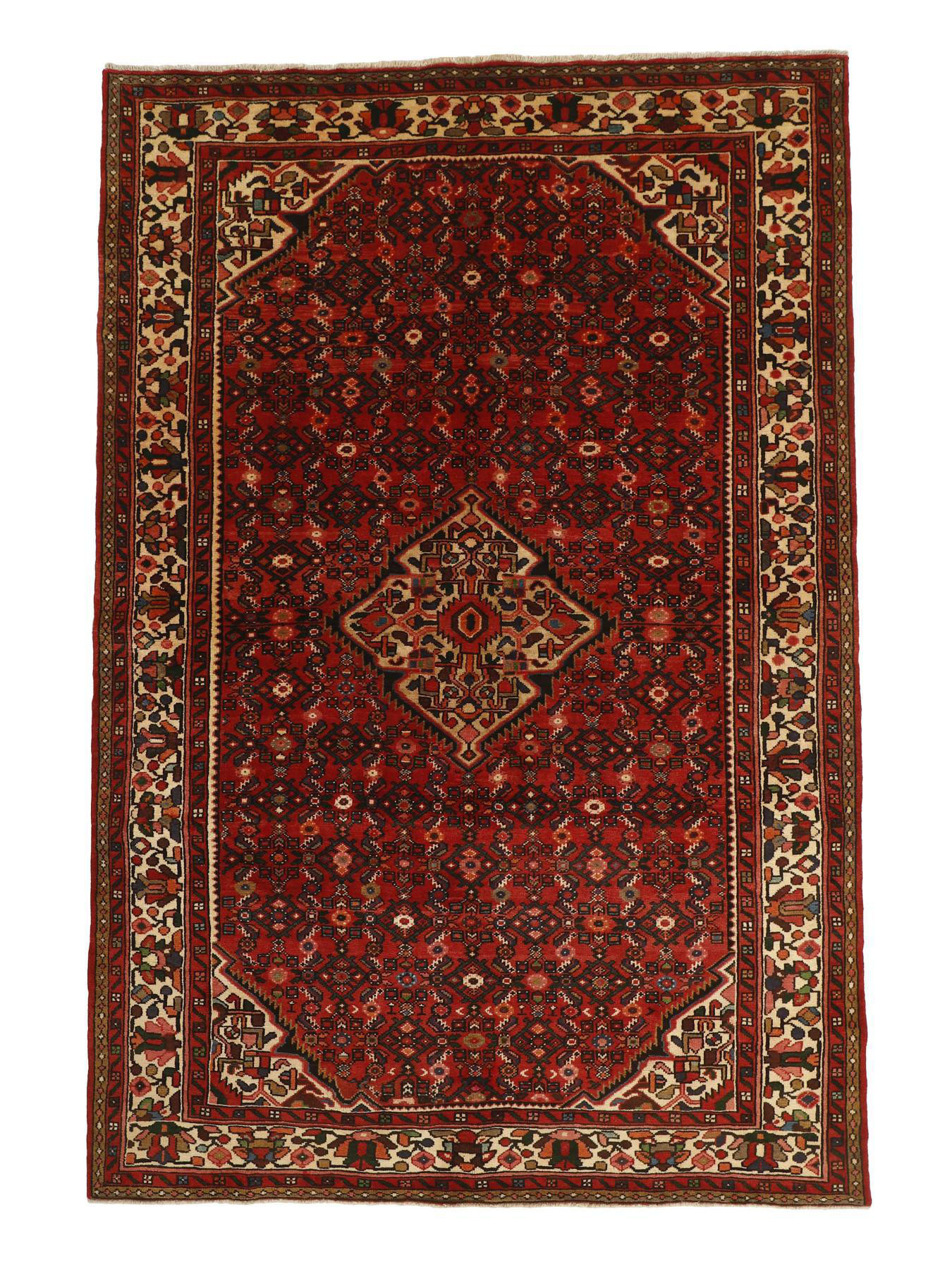 Persian carpets - Hosseinabad