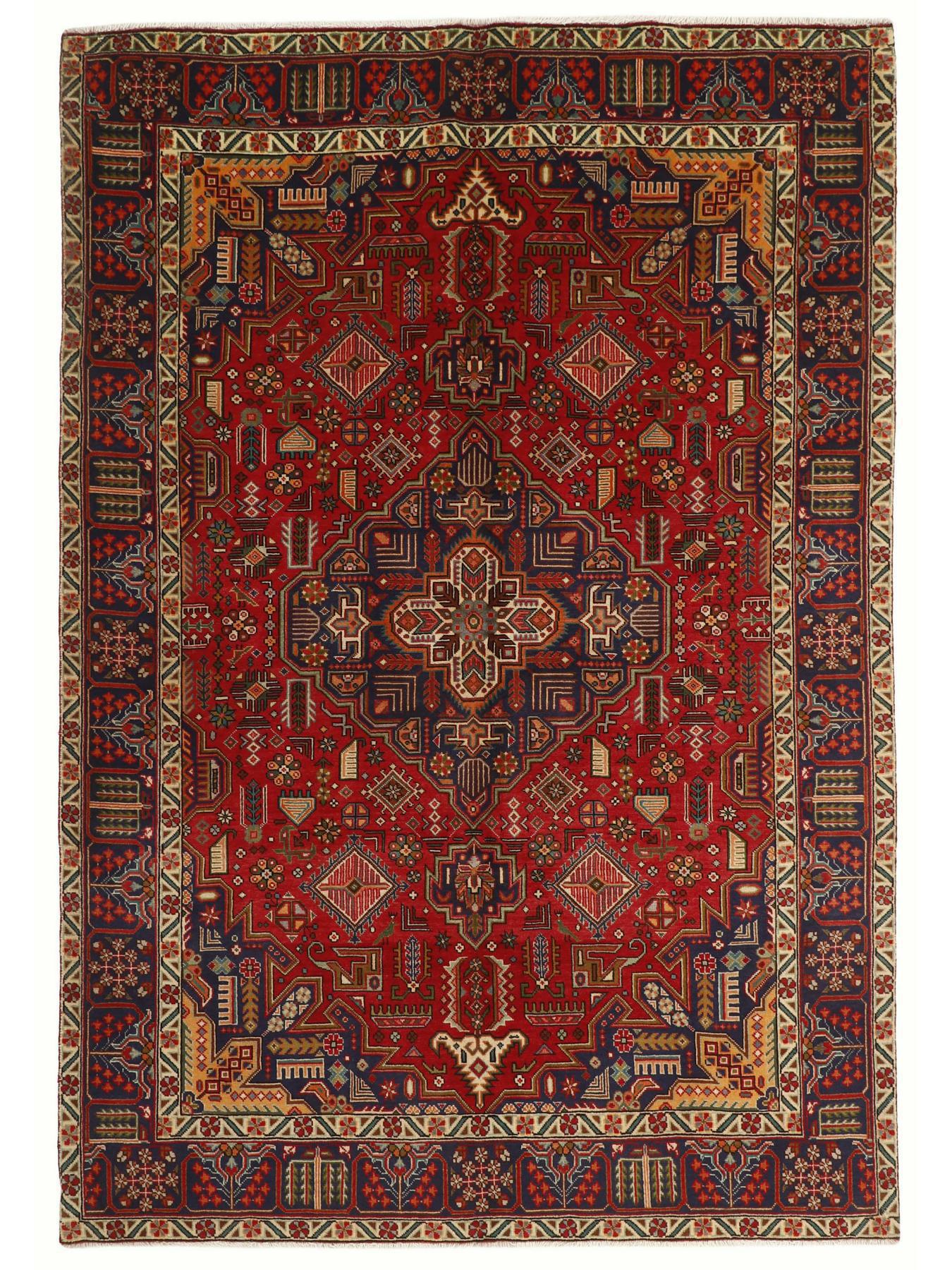 Perzische tapijten - Tabriz