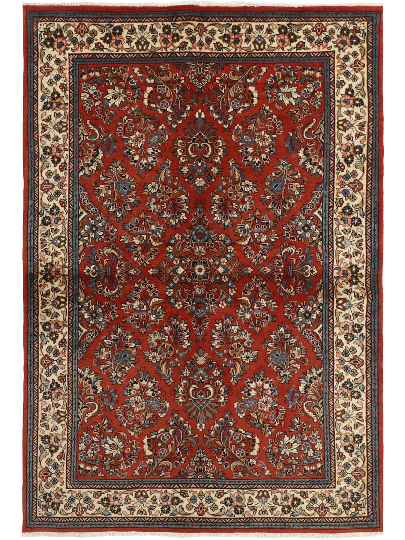 Tapis persans - Sarough Sherkat