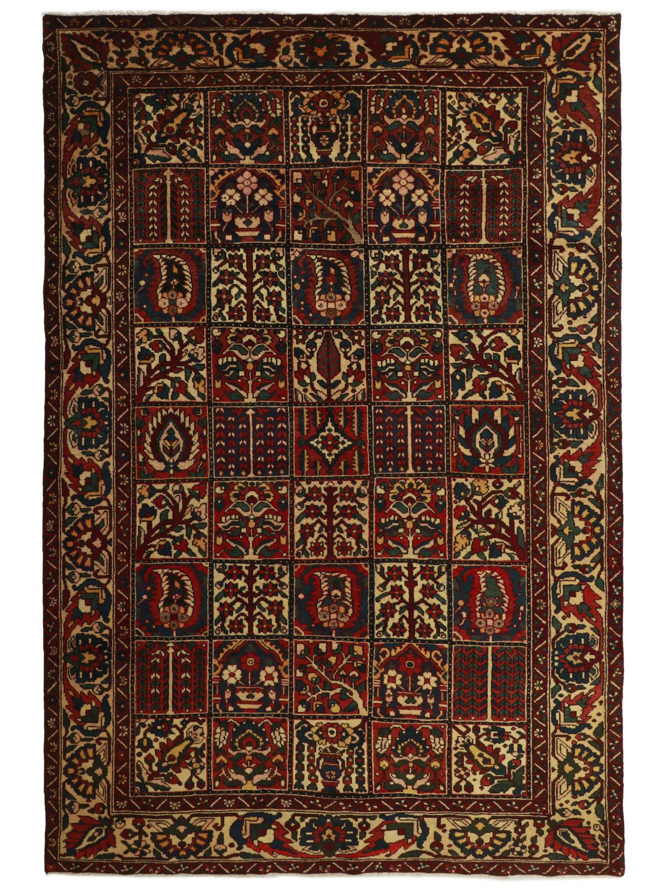Persian carpets - Bakhtiar