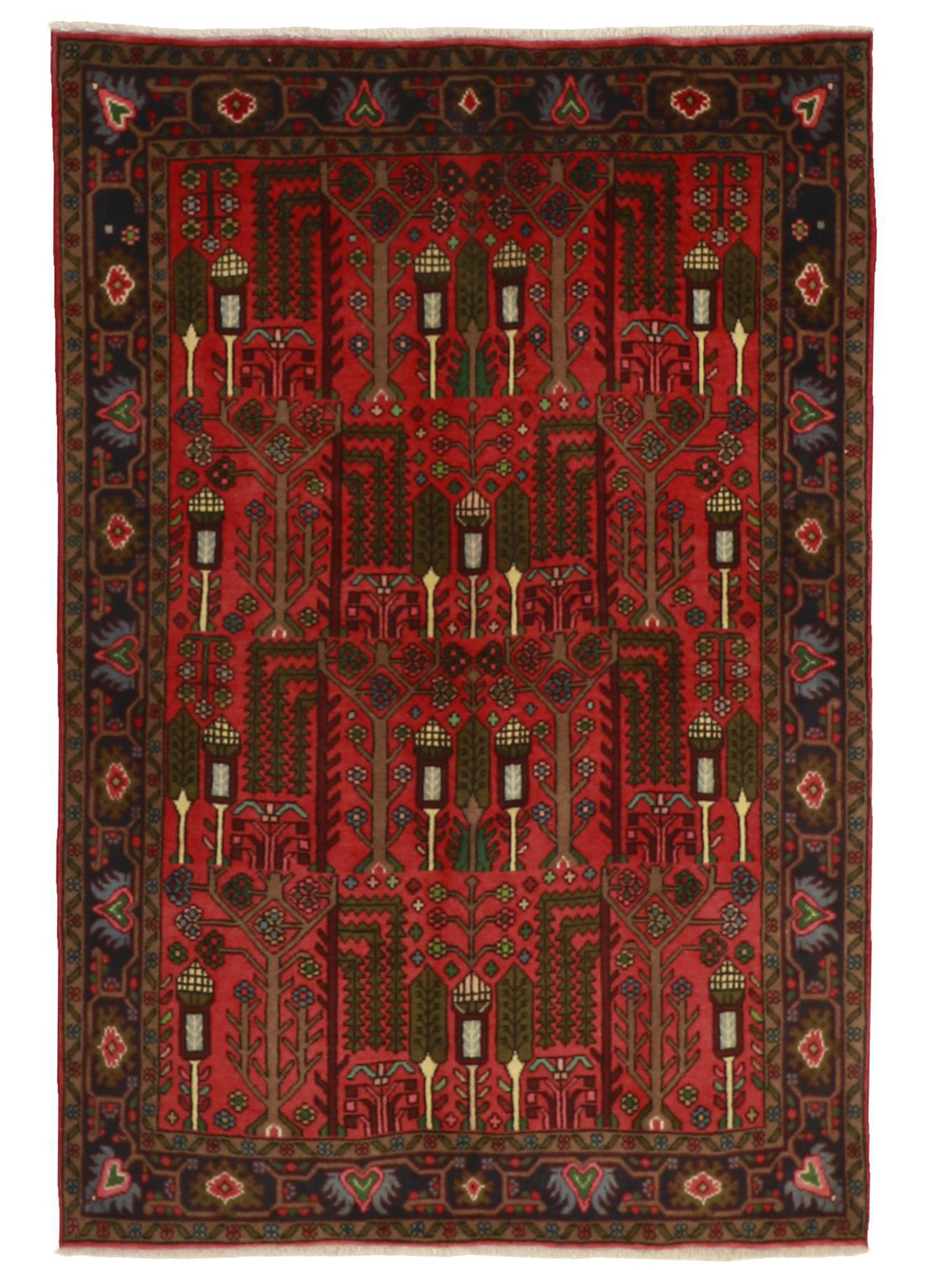 Persian carpets - Songhor