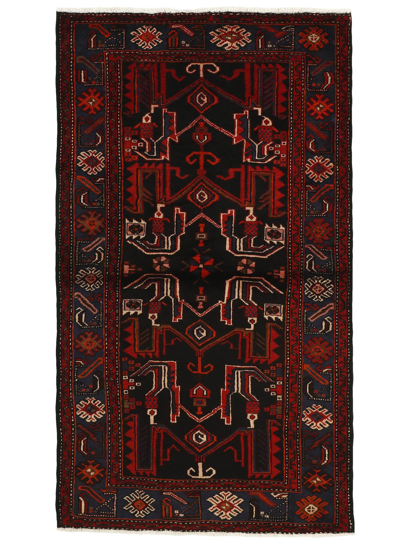 Persian carpets - Kamseh