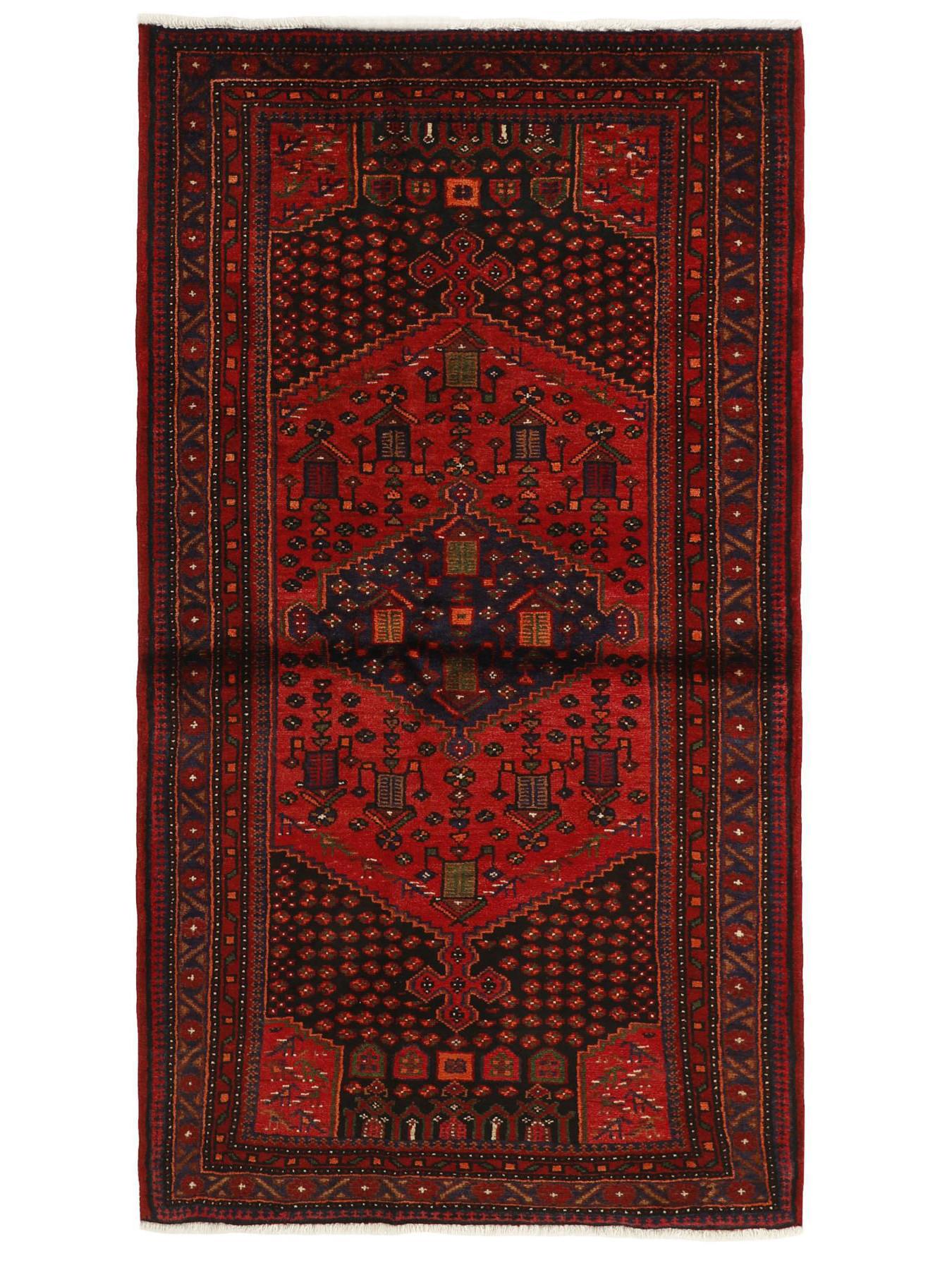 Tapis persans - Kamseh