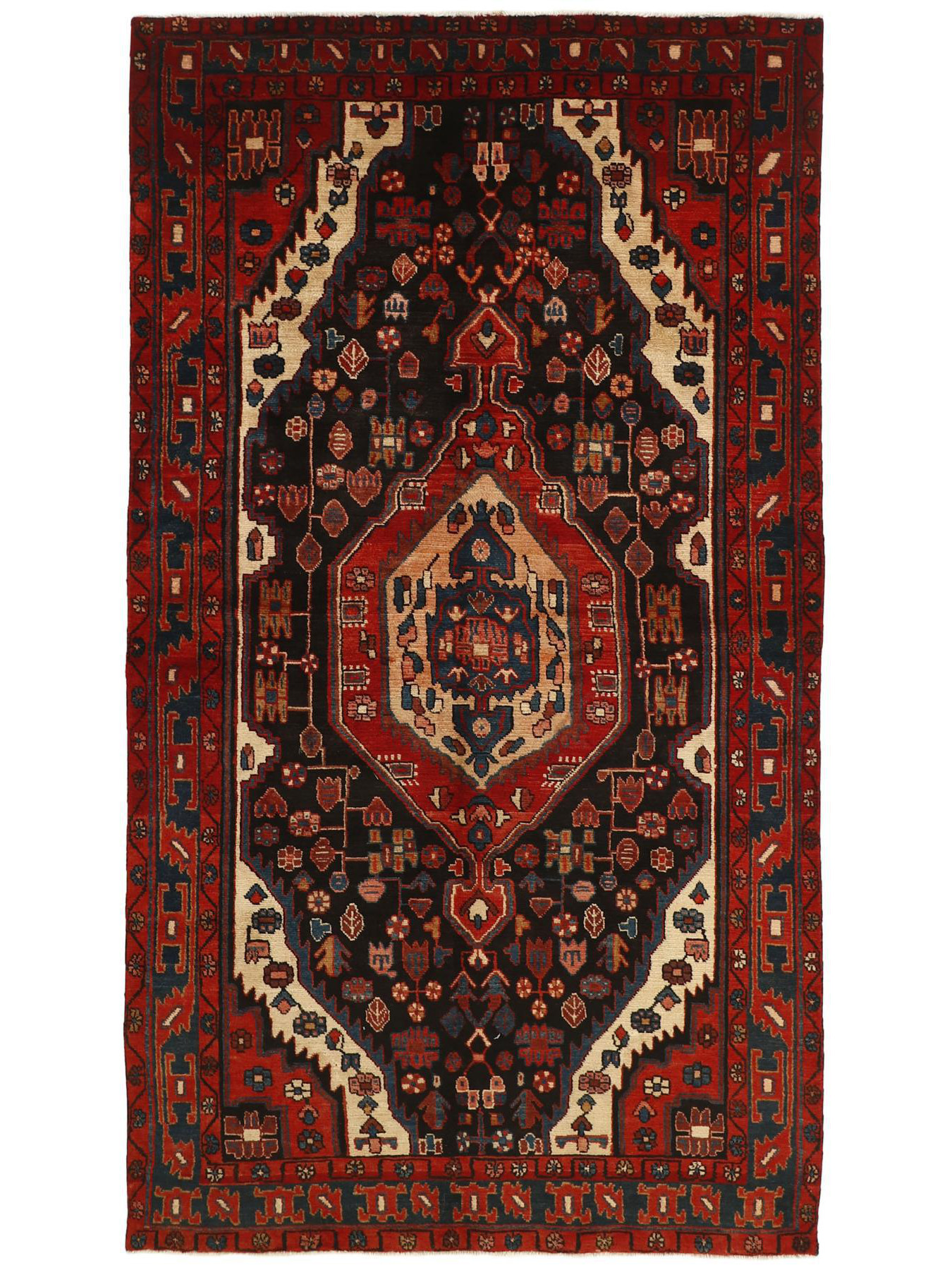 Tapis persans - Nahavand