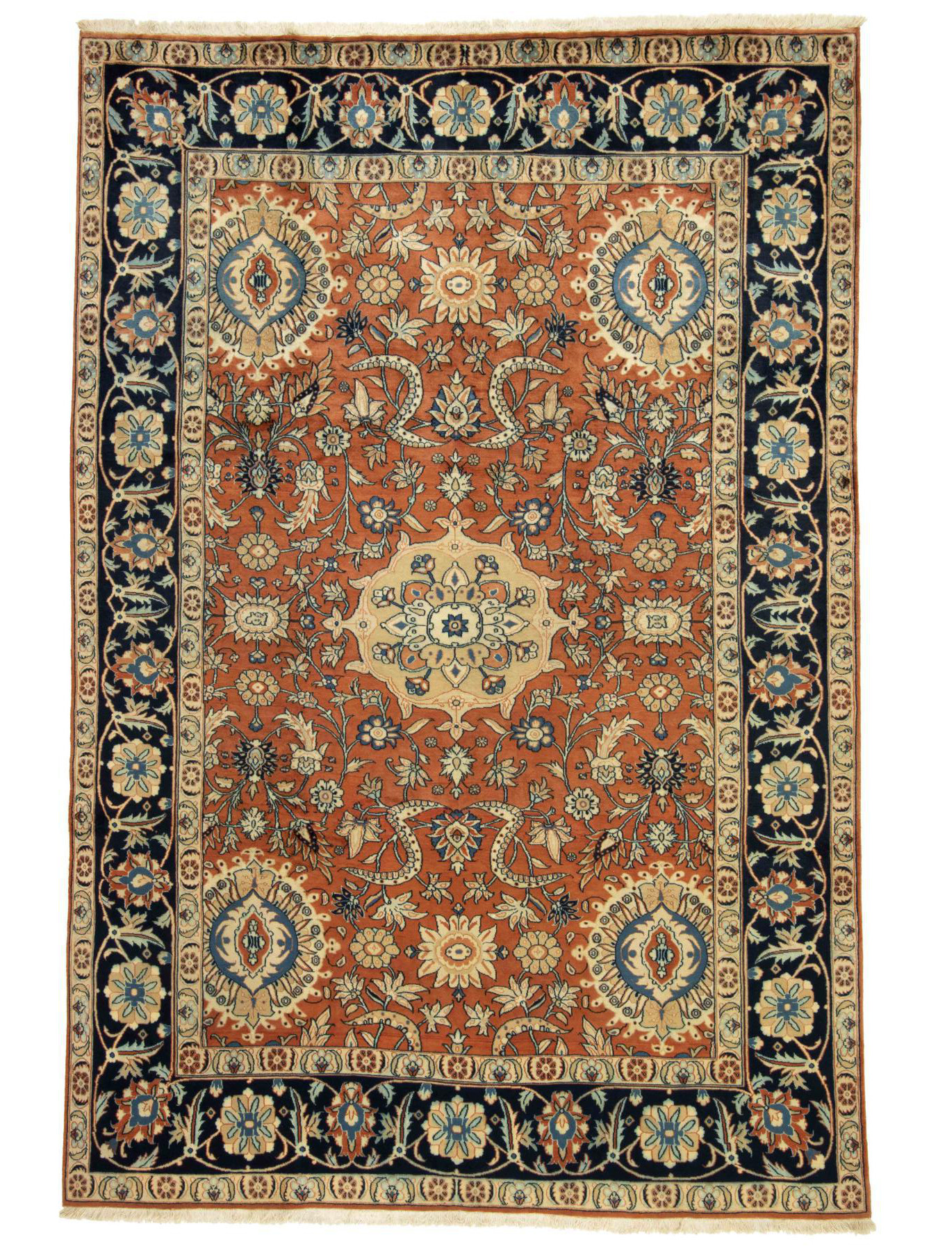 Perzische tapijten - Shahrbabak Sherkat
