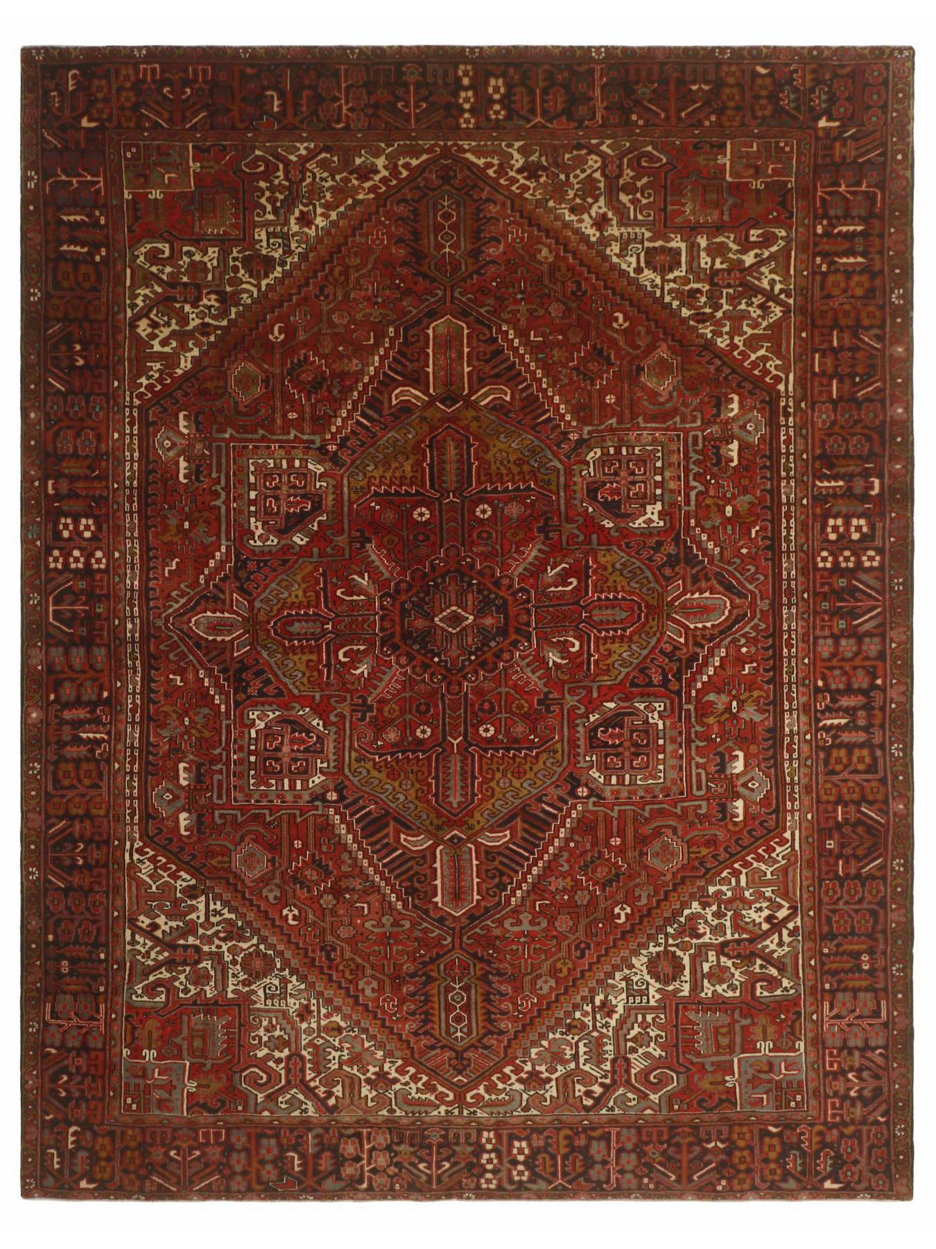 Persian carpets - Heriz