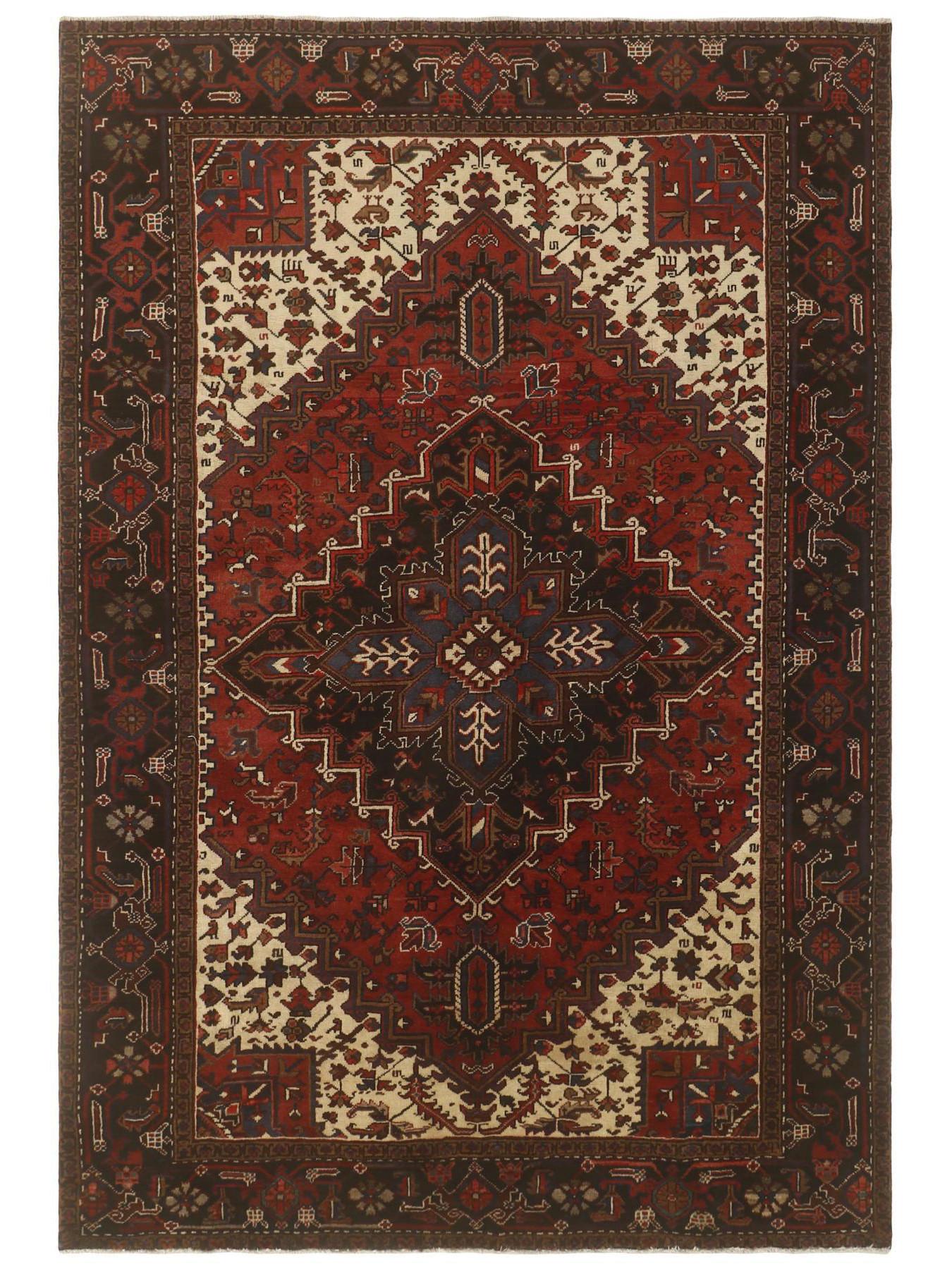 Perzische tapijten - Heriz