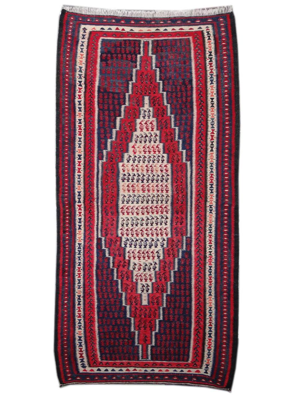 Traditionele kelims - Kilim Senneh