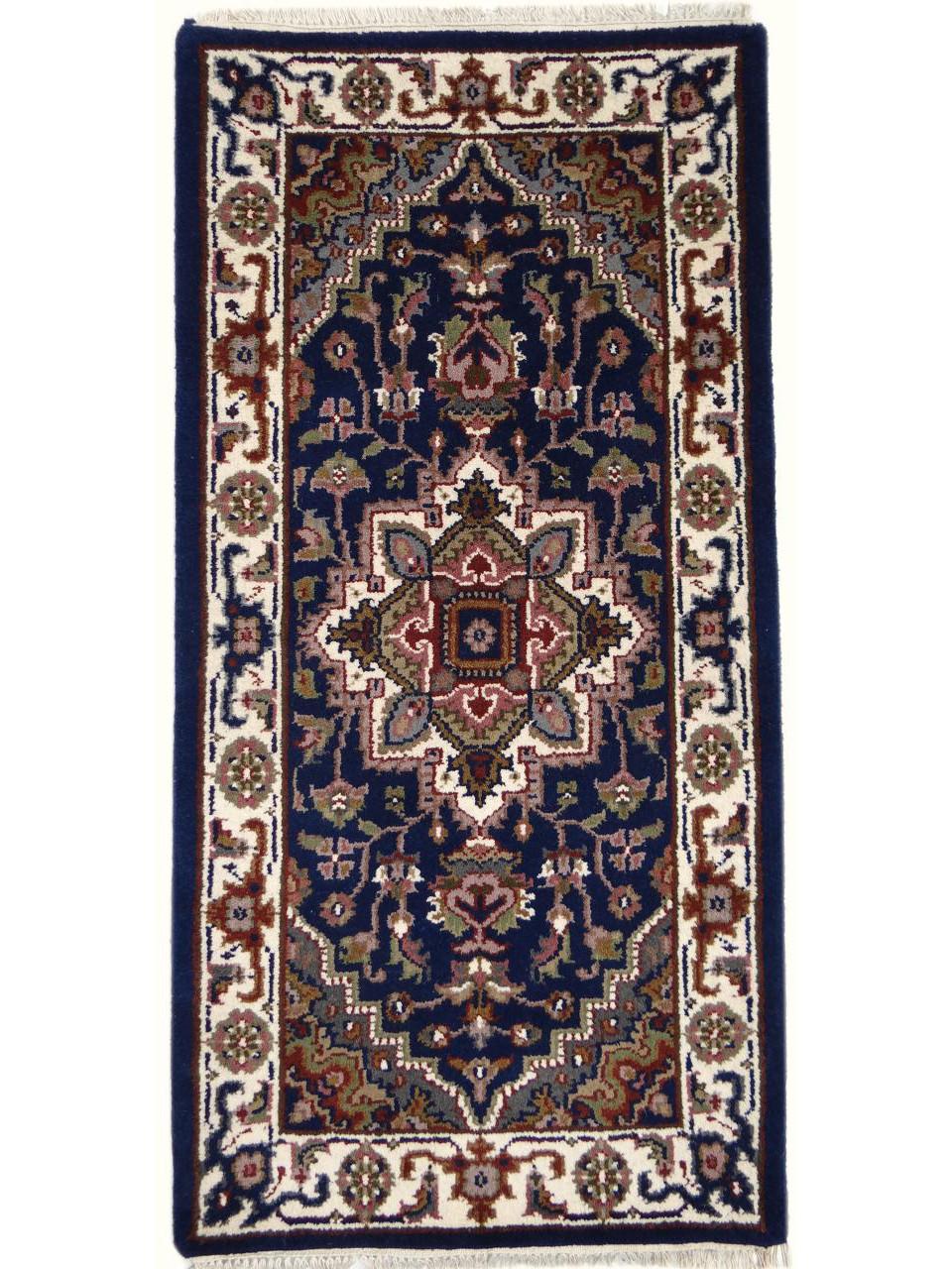 Classic rugs - Imperial-Heriz blue