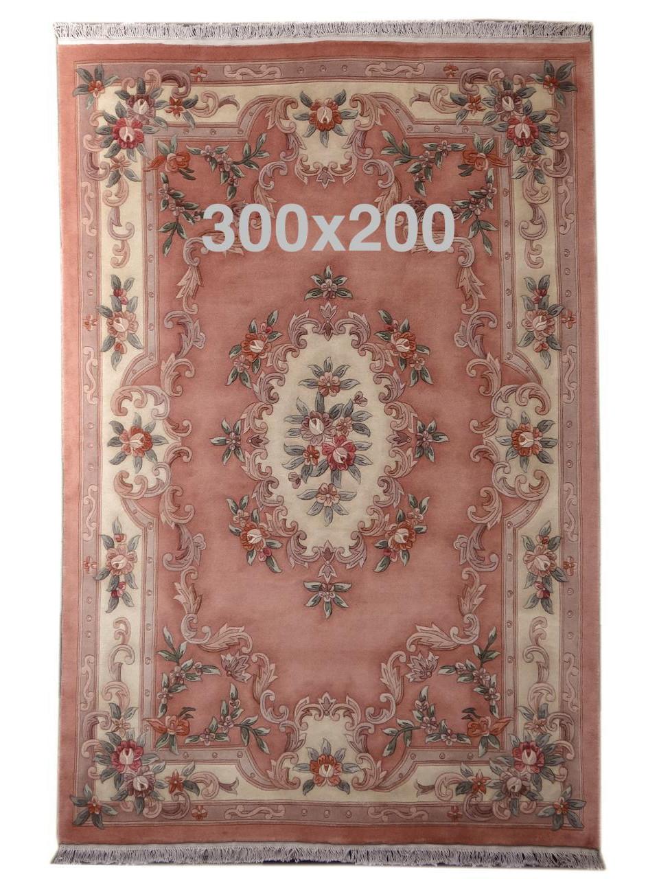 Kangshi Bei003 1546 Chinese Carpets N 1211 300x200cm