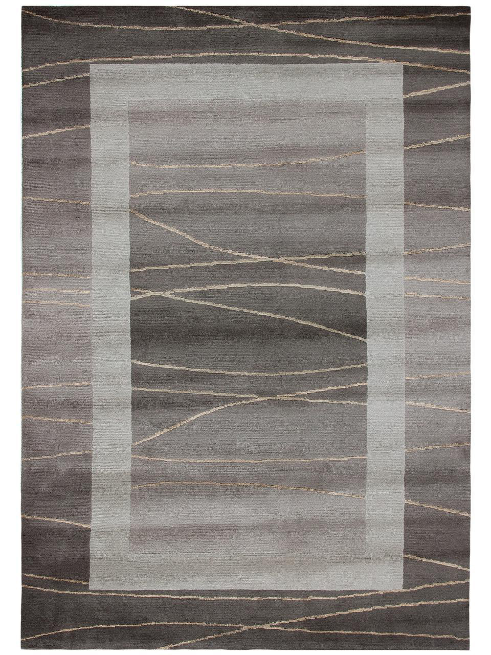 Design carpets - Linea 1012 brun clair