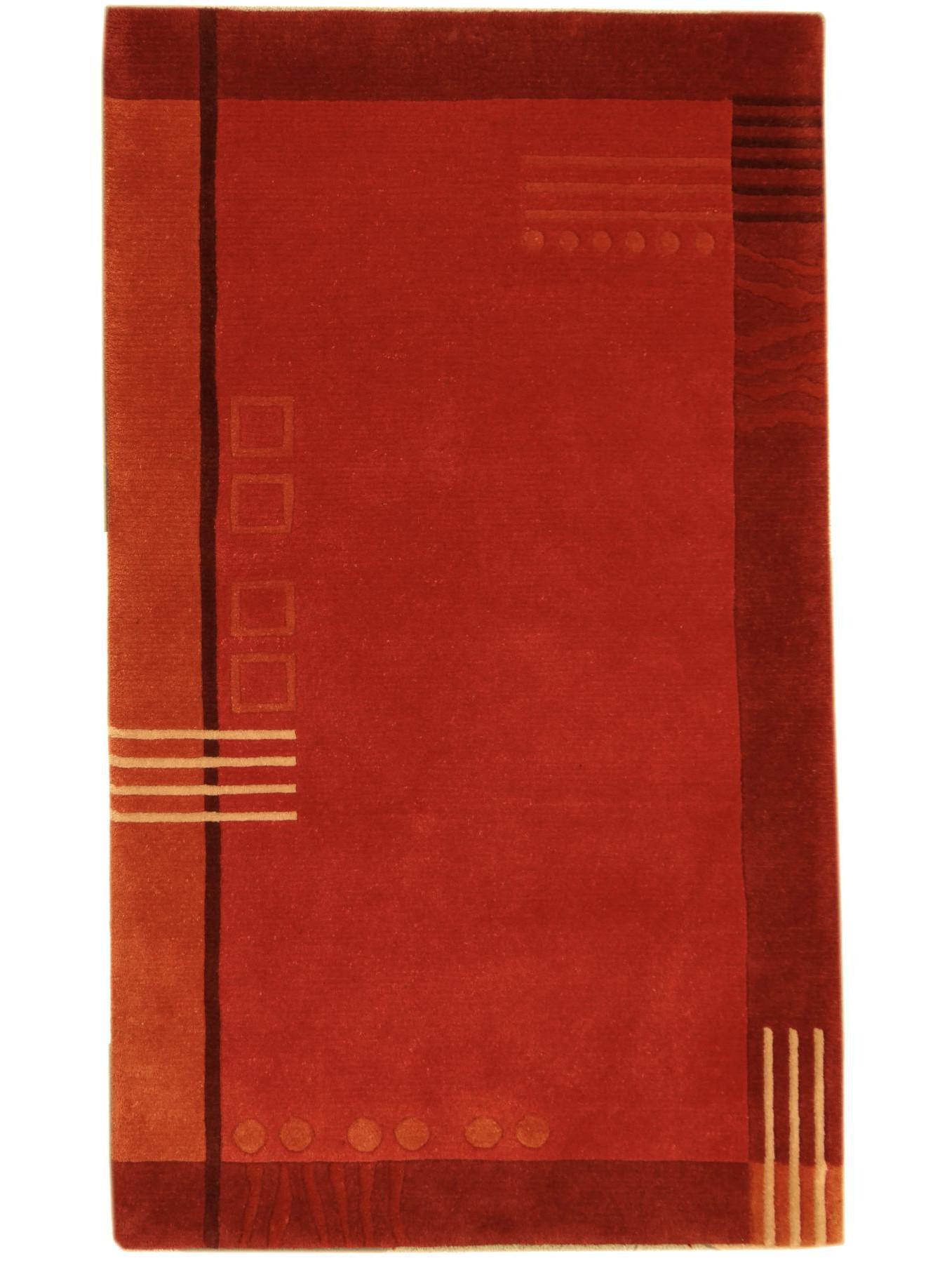 Tapis à bordures - TERRA 1 - 2159