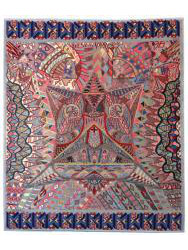 Luxury tapijten - 'Paradise' of BELGIAN CREATION