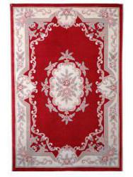 Aubusson red