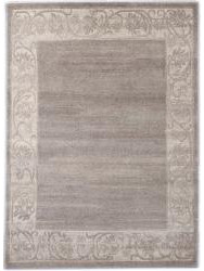 Carpets with borders - Classica natural