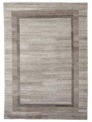 Carpets with borders - Solapur beige