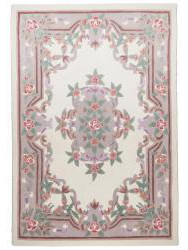 Chinese carpets - Aubusson beige