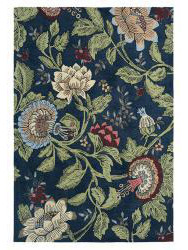 WEDGWOOD-passion-flower navy 37118