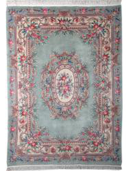Tapis chinois - Liaoning Aubusson vert