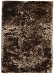 Shaggy rugs - METALIC 2 - 6009 B