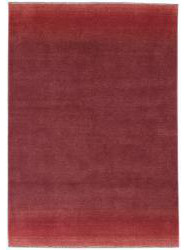 Unicoloured carpets - LAPCHI RED
