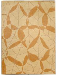 Design carpets - LEAVES - 5556