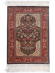 Prestigieuze tapijten - Héréké zijde