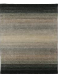 Tapis design - Panorama-6029- Black Grey