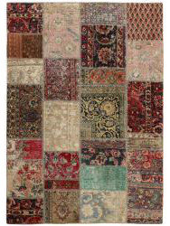 Vintage Patchwork persan