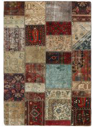 Vintage Persian Patchwork