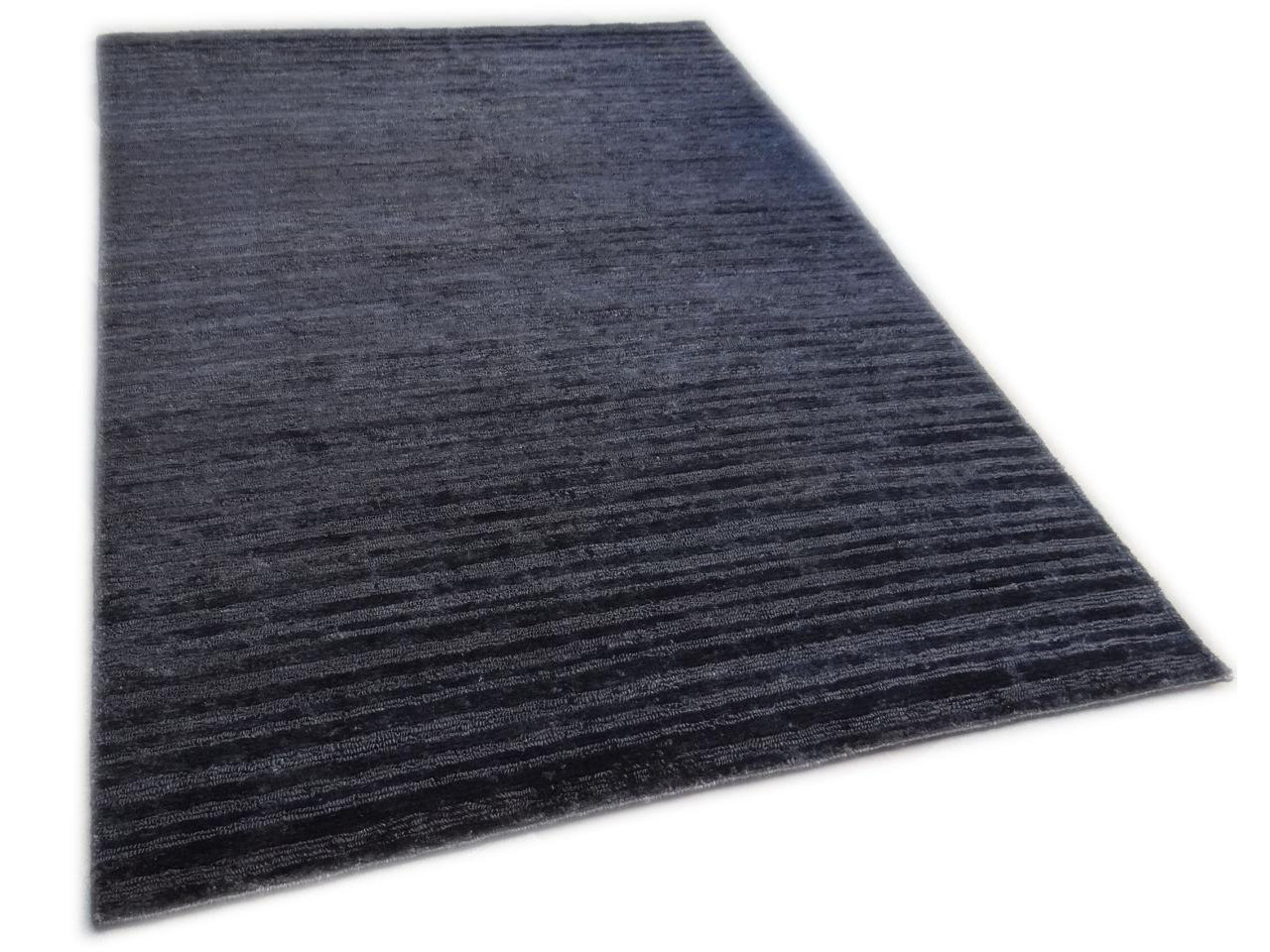 chanvre noir tapis unis n 594 200x140cm. Black Bedroom Furniture Sets. Home Design Ideas