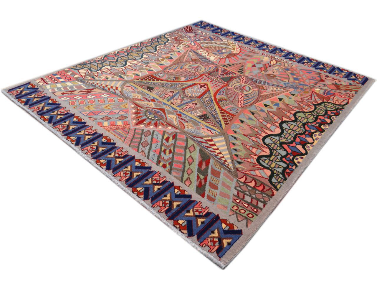 39 paradise 39 of belgian creation tapis luxury n 2168 177x152cm - Tapis contemporain belgique ...