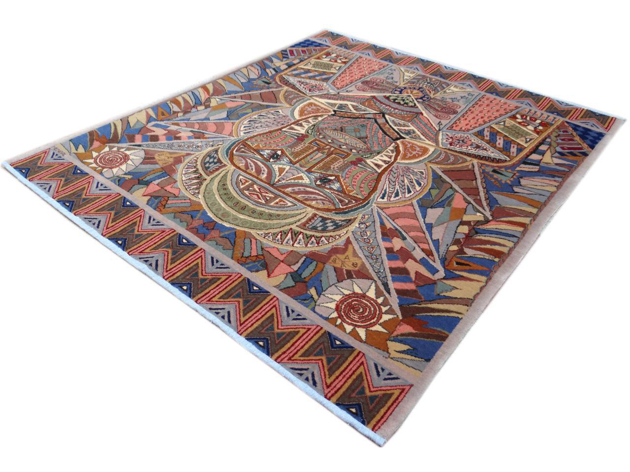 39 new york 39 of belgian creation tapis luxury n 2171 177x150cm - Tapis contemporain belgique ...
