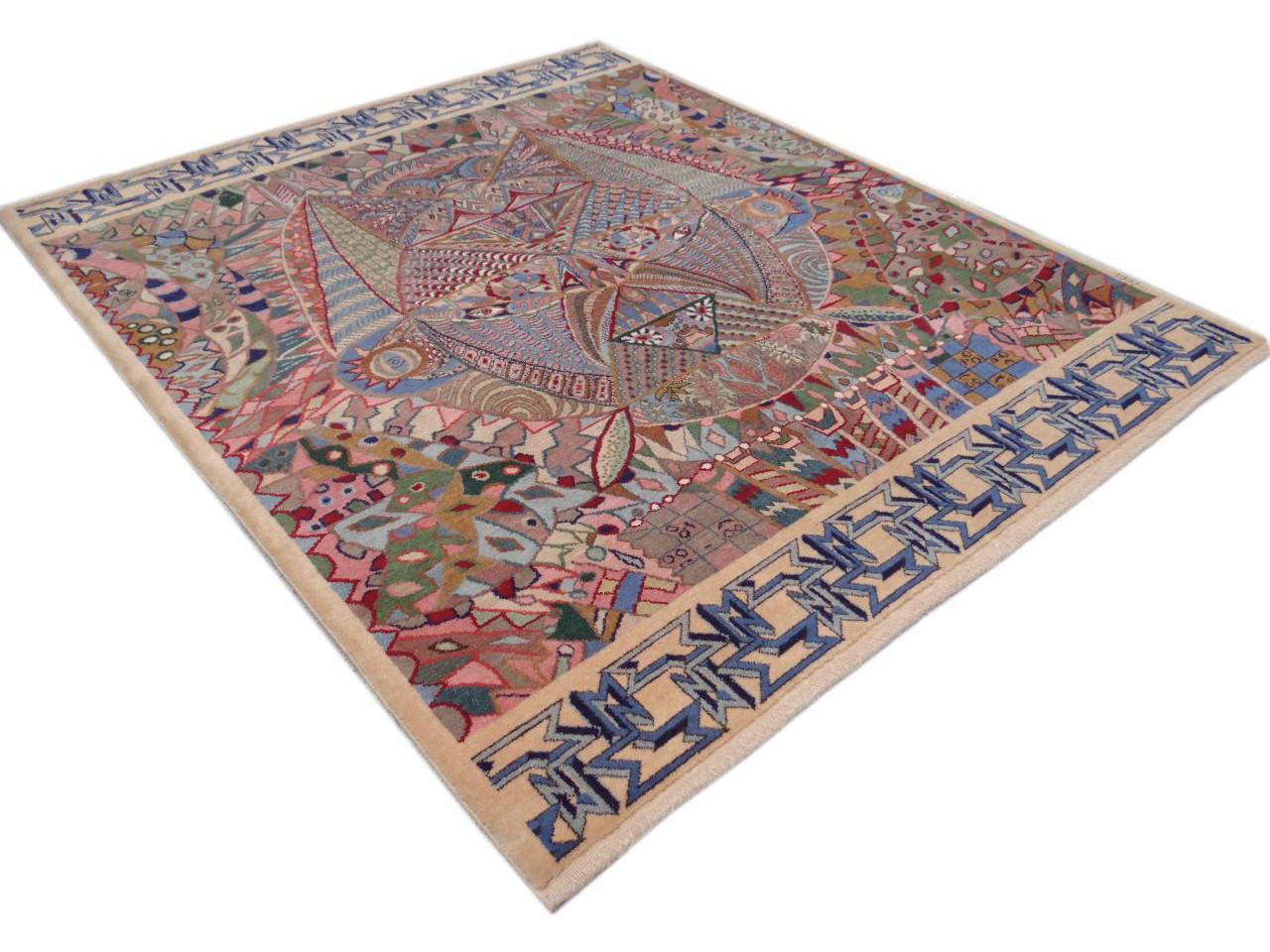 39 alien 39 of belgian creation tapis luxury n 2180 183x151cm - Tapis contemporain belgique ...