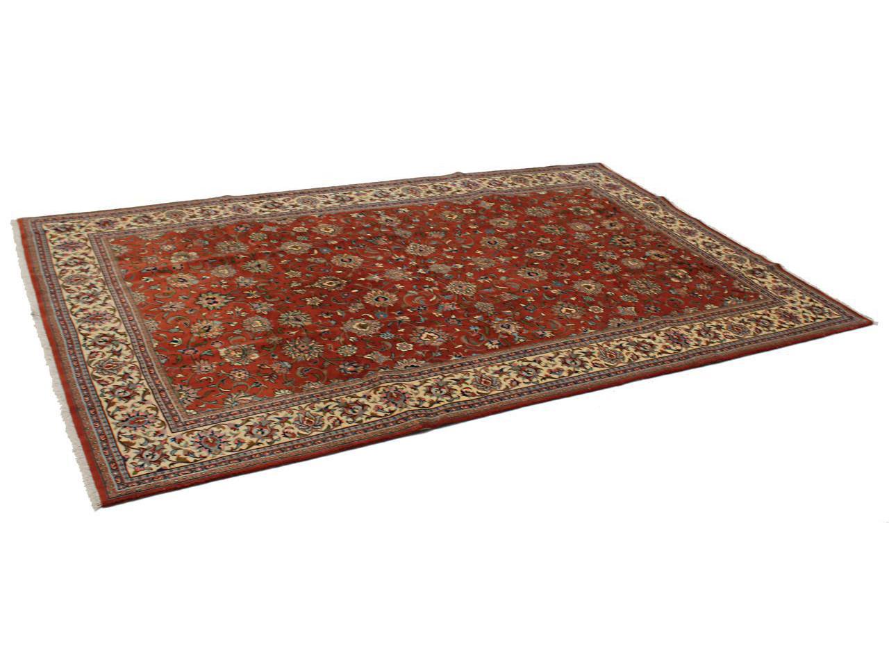 Sarough sherkat tapis persans n 4008 306x200cm - Tapis laine contemporain solde ...