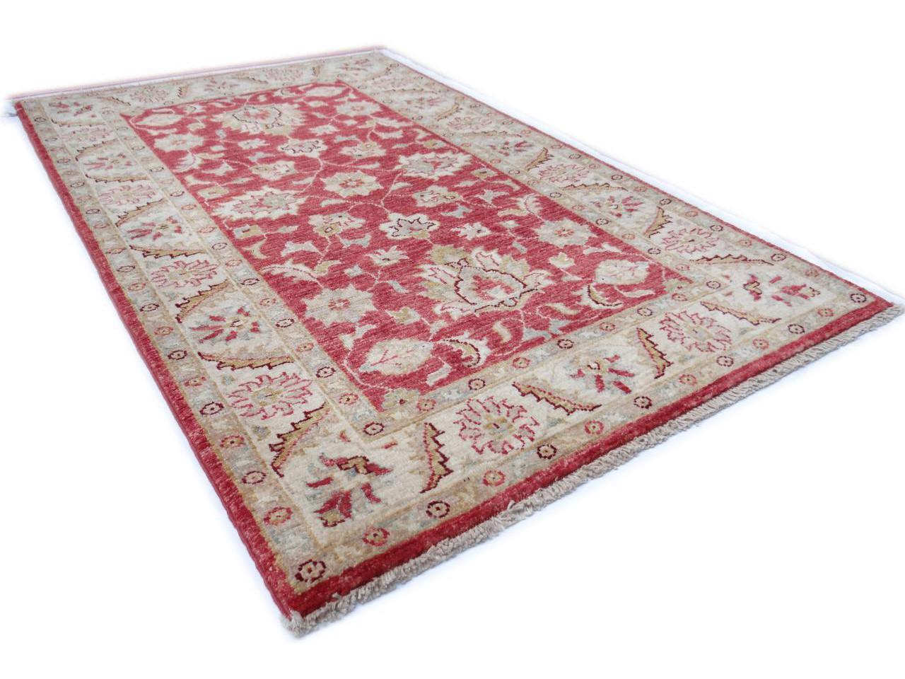 azarchoub fin tapis ziegler n 24071 135x84cm. Black Bedroom Furniture Sets. Home Design Ideas