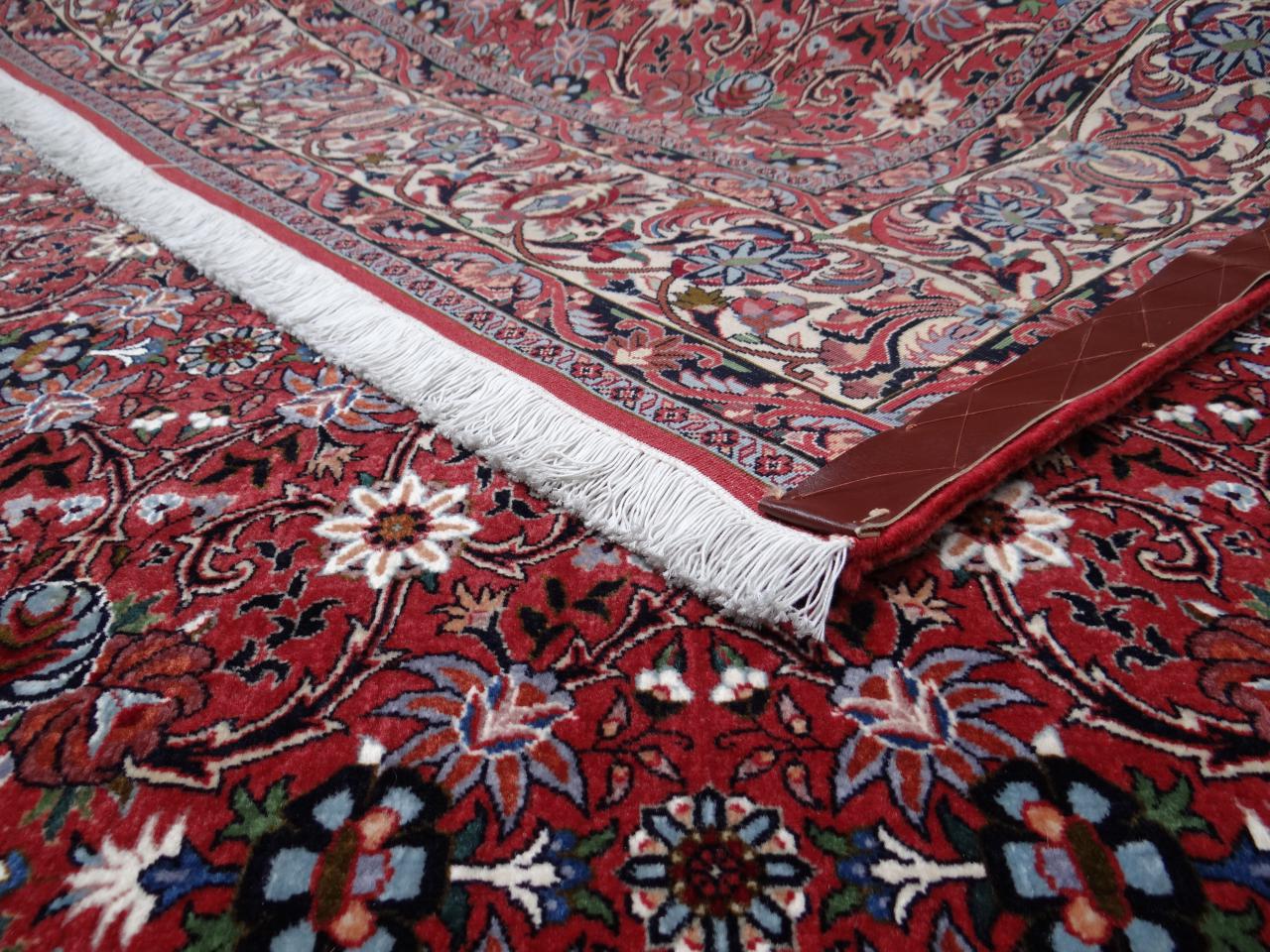 bidjar h rat fin tapis prestigieux n 25786 291x201cm. Black Bedroom Furniture Sets. Home Design Ideas