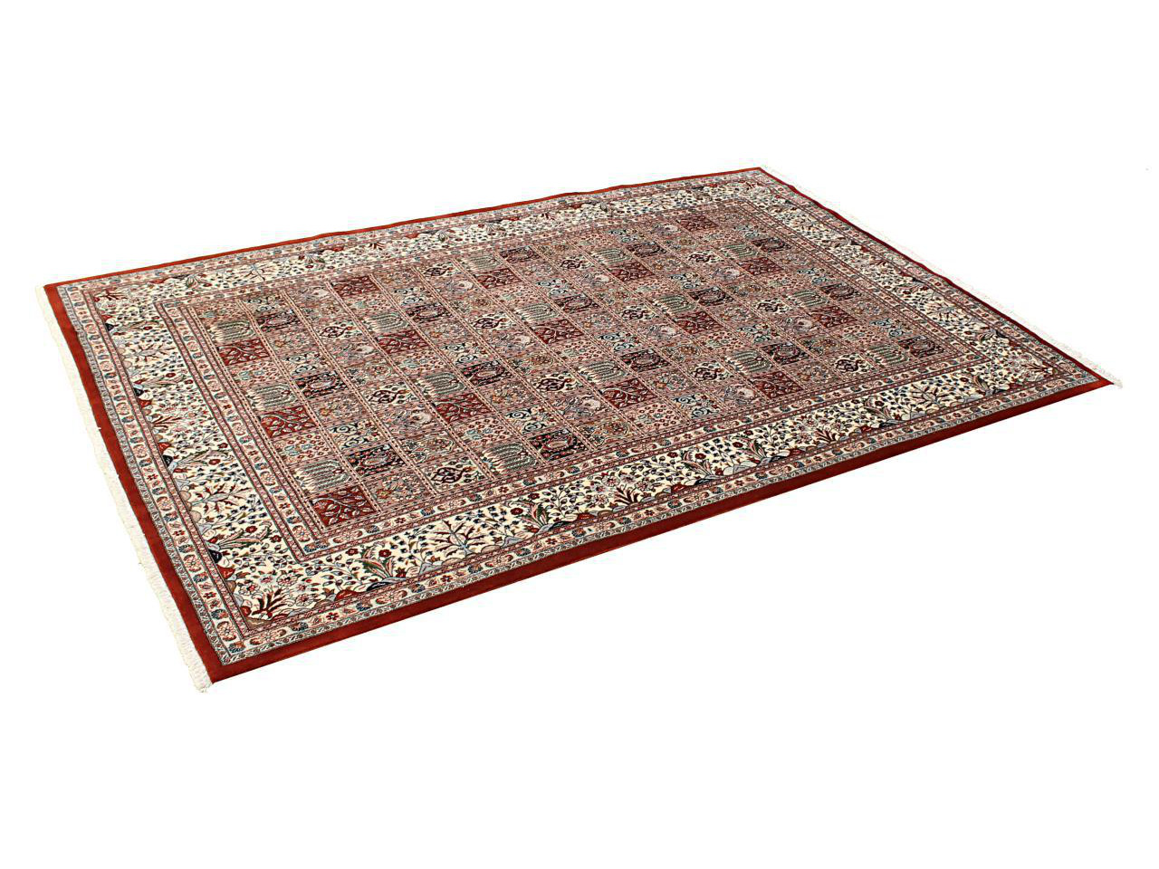 moud jardin sherkat tapis persans n 25517 297x200cm. Black Bedroom Furniture Sets. Home Design Ideas
