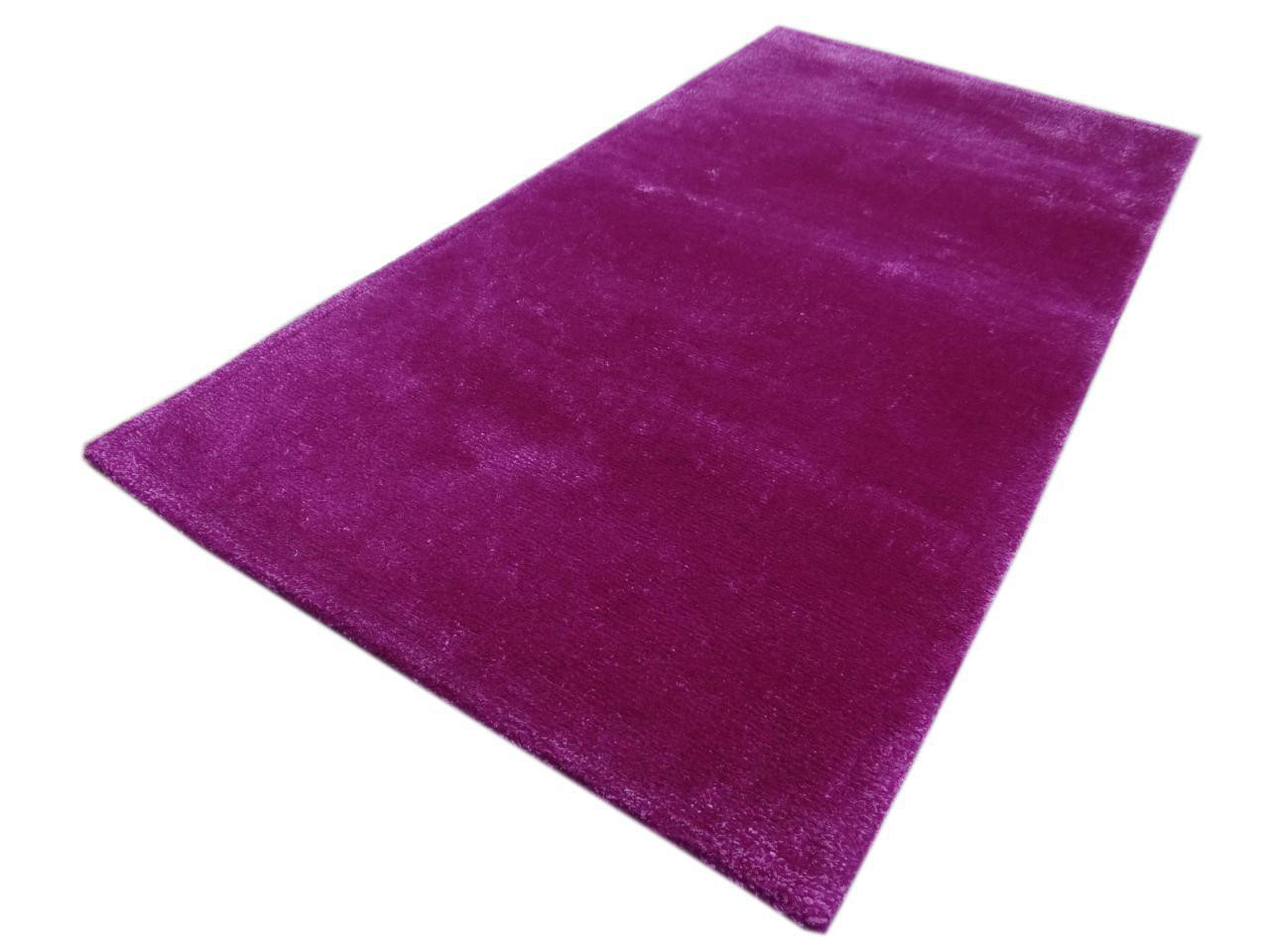 argente violet tapis unis n 33919 142x70cm. Black Bedroom Furniture Sets. Home Design Ideas