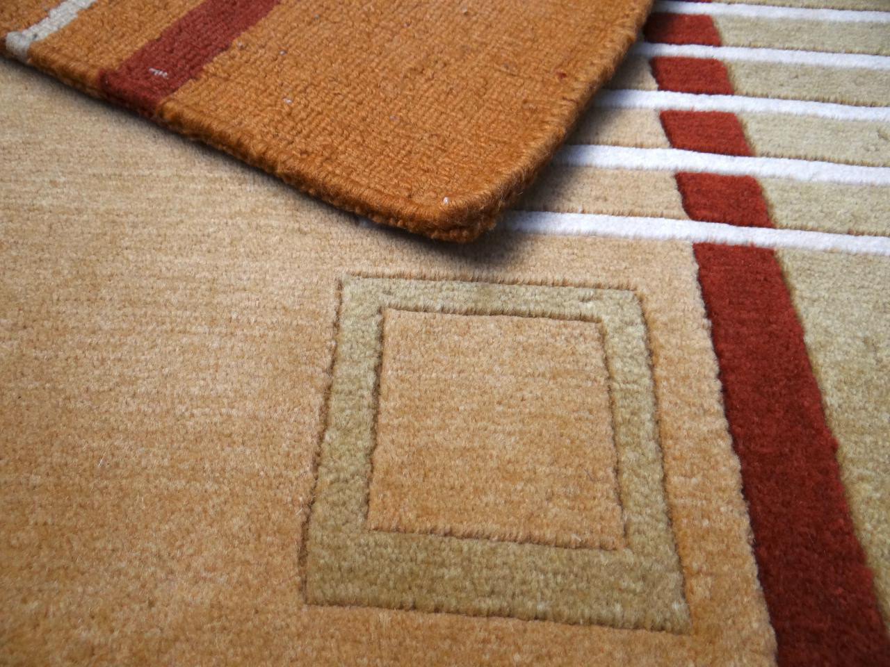 Terra 1 2251 tapis bordures n 33868 200x140cm - Tapis 200x140 ...