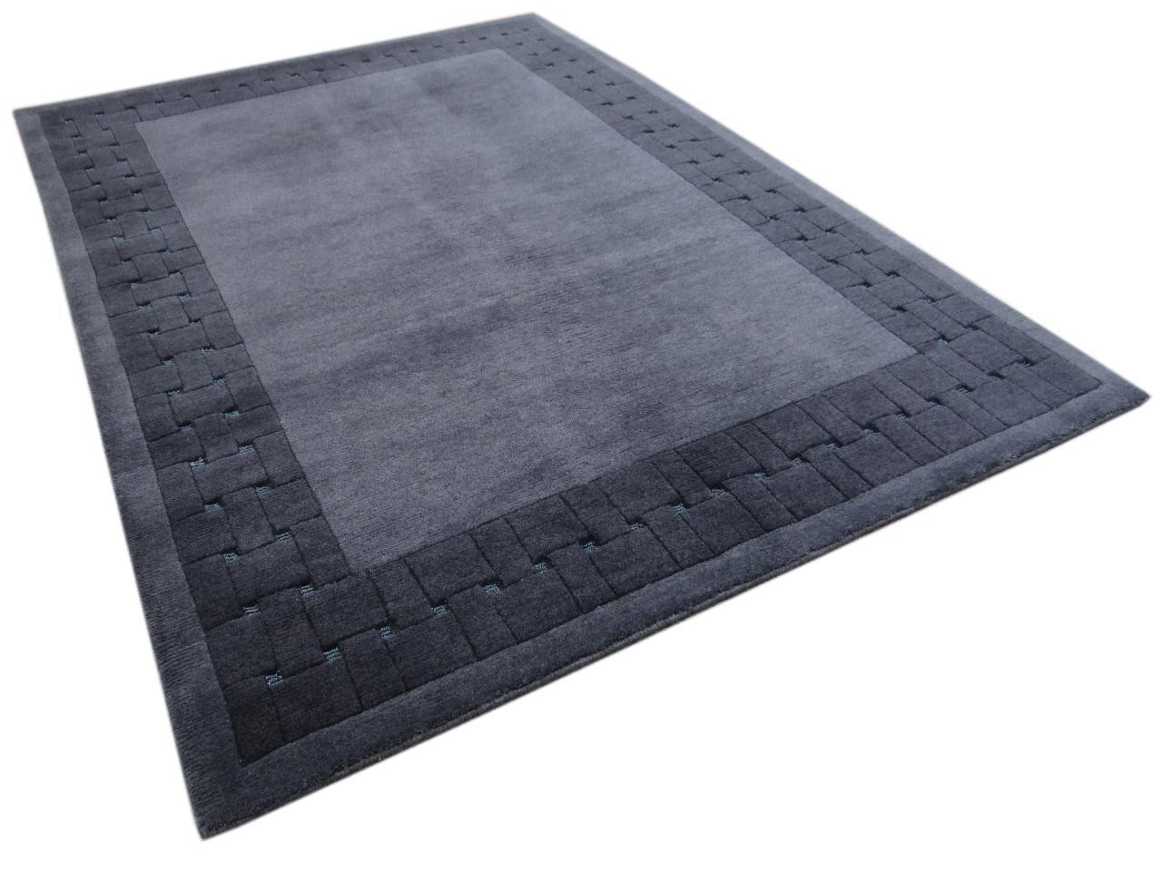 Zen 1 7700 tapis bordures n 34200 200x140cm - Tapis 200x140 ...