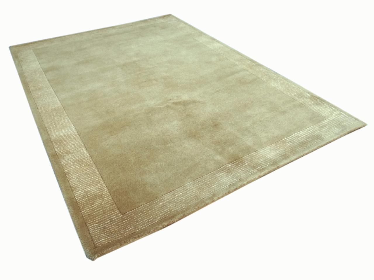 Smoke 1 h4404 tapijten met boorden n 34090 200x140cm - Etnische pouf ...