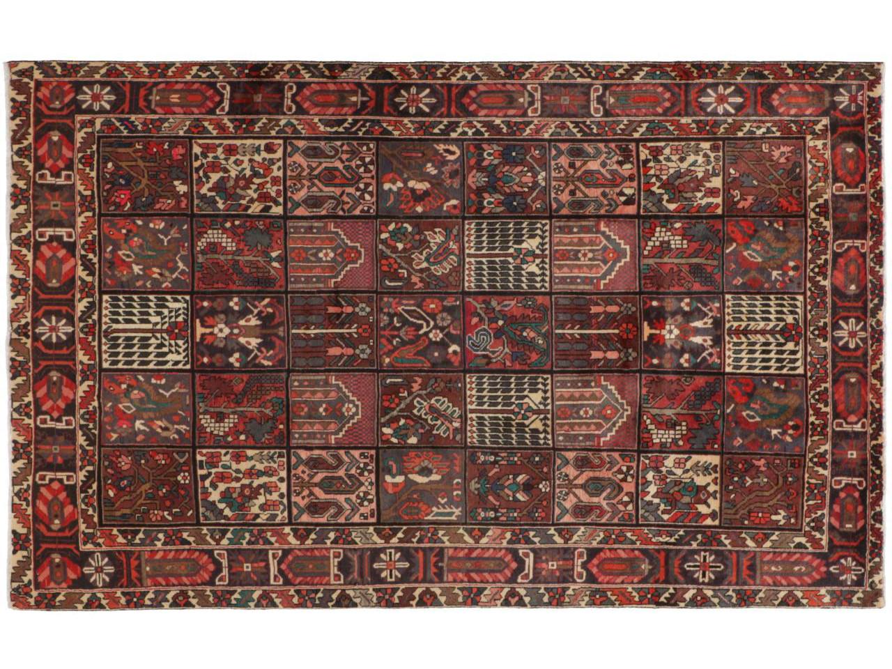 bakhtiar tapis persans n 37474 315x210cm. Black Bedroom Furniture Sets. Home Design Ideas